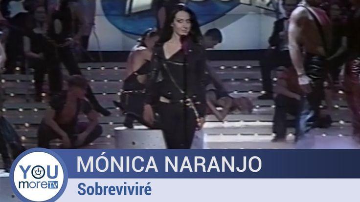 Mónica Naranjo - Sobreviviré