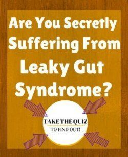 How do you know if you have Increased Intestinal Permeability? Leaky gut syndrome allows SEWAGE to get into your bloodstream, fix that Leaky Gut today and get rid of Autoimmune Disease and more...