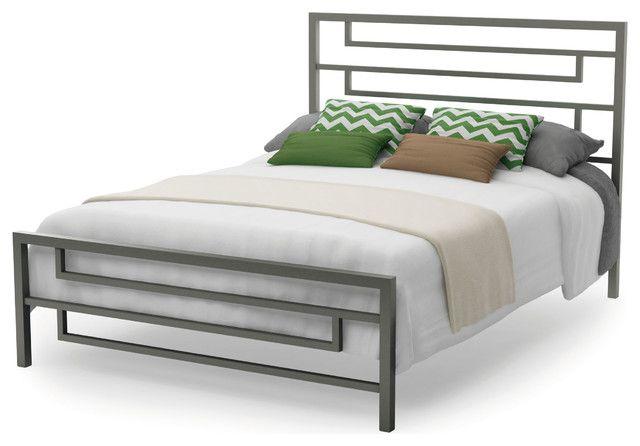 M s de 25 ideas incre bles sobre camas met licas en - Cabeceros metalicos para camas ...