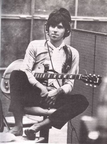 Icon- Keith Richards (It's crazy to hear him being called an Icon, I grew up with him! I can't be as old as an Icon! Lol