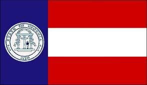 georgia state flag 2001