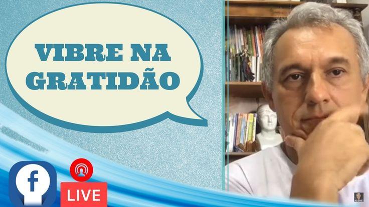 LIVE: Cure Sua Vida Com a Vibração da Gratidão | Wallace Liimaa