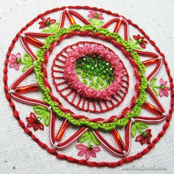 1000+ Ideas About Embroidered Christmas Ornaments On