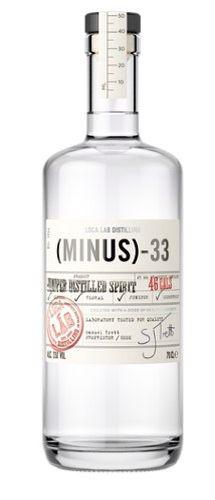 Loca's -33 Gin # Gin of the World #