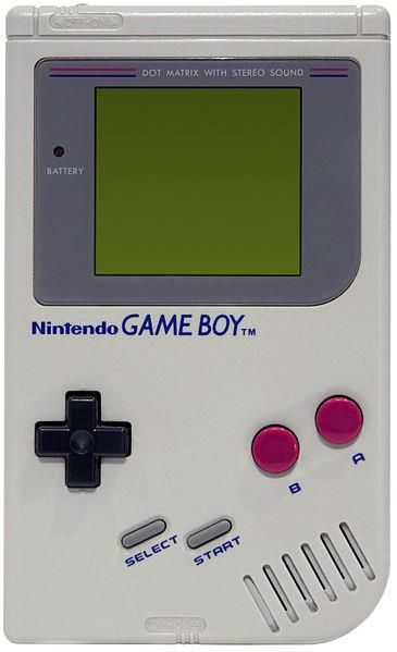 Vintage Tech Archive - Google+‎ - Game Boy Portable Video Game System- The original Nintendo…