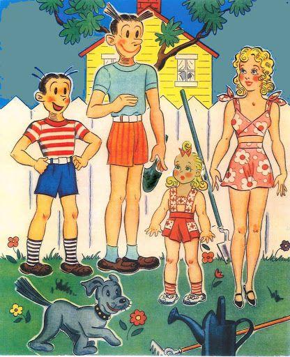 Blondie 1945 - Bobe Green - Picasa Web Albums