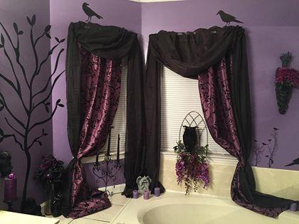 best 25+ gothic bathroom ideas only on pinterest | skull decor
