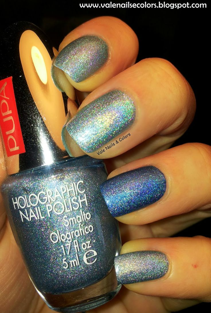 NailS and ColorS - Pupa Holo