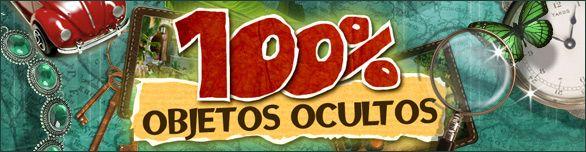 100 Objetos Ocultos - сaptura de pantalla del juego 1