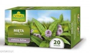 Herbata VITAX mięta 20tb opak.10 | spozywczo.pl http://www.spozywczo.pl/hurtownia-kawy-herbaty