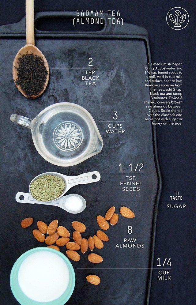 Receitas Sazonais de Chá   Trilhas de Chá