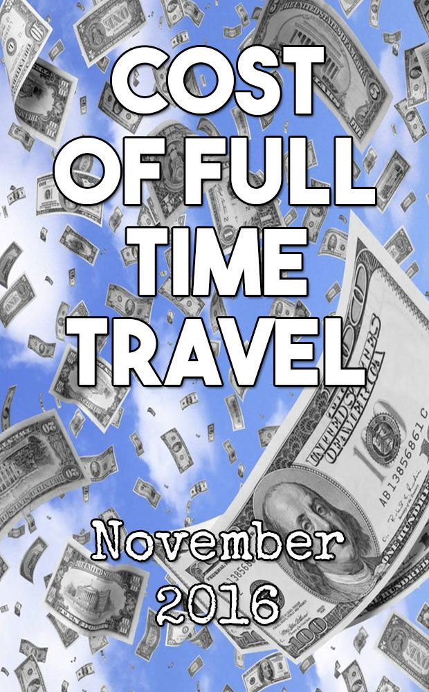 What does it cost to travel? Save money on travel. Expense Report for our travel in Thailand
