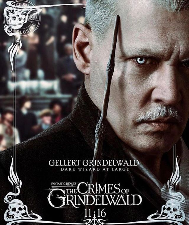 Fantastic Beasts Crimes Off Grindelwald Fantastic Beasts