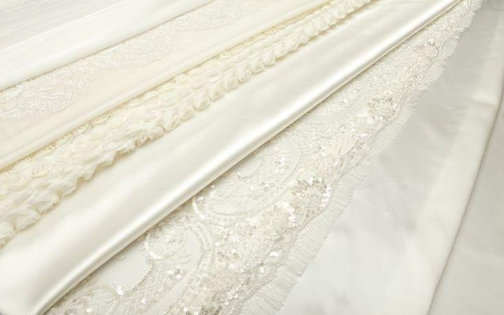 Mengenal Bahan Gaun Pengantin dari Velvet sampai Satin