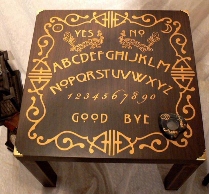 Best Ouija Boards Images On Pinterest Ouija Magick And - Ouija coffee table