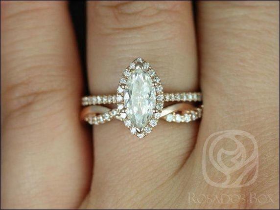 wedding band for marquise engagement ring 66