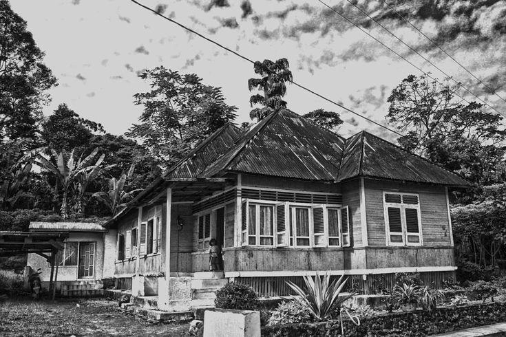 Village house by neilstha firman