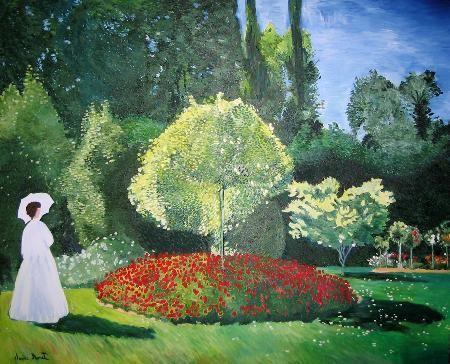 C.Monet giardino d`artista mon