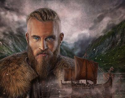 "Check out new work on my @Behance portfolio: ""Викинги Рагнар Лодброк"" http://be.net/gallery/37681657/vikingi-ragnar-lodbrok"