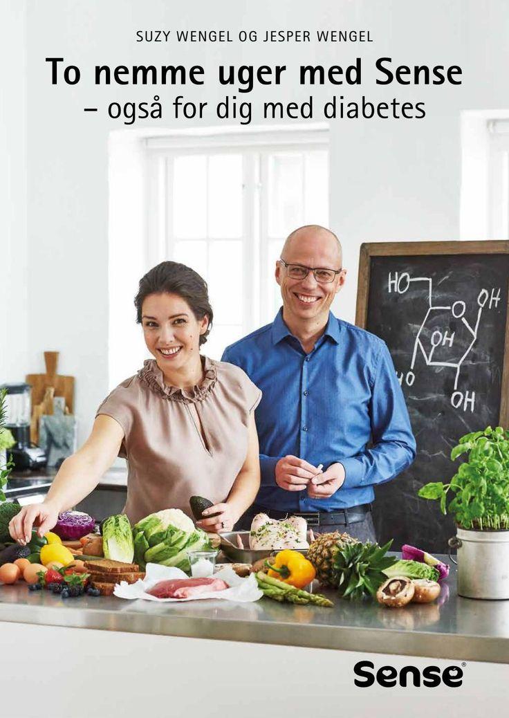 Sense-kost giver for mange et stabilt blodsukker og god vægtkontrol. Bogen egner sig således både til dig med diabetes – men også til dig, som gerne vil komme de overflødige kilo til livs. Bogen er fyldt med nemme opskrifter og masser af gode tips for dig, som gerne vil afprøve Sense-livsstilen.