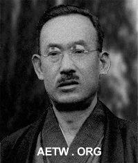 Chujiro Hayashi (circa 1929?)
