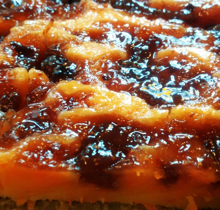 carrots and figs cake