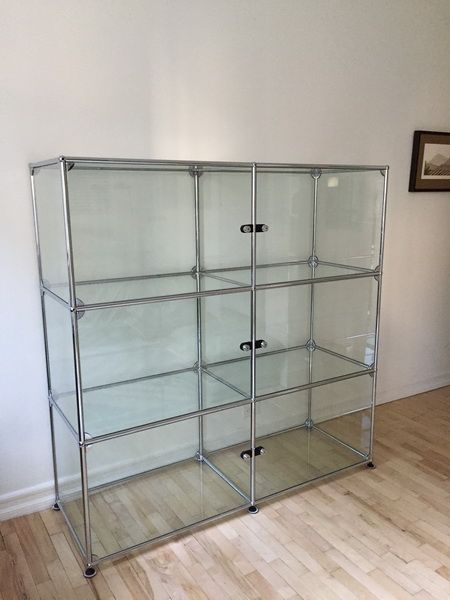 We Love Usm Haller Did We Say Glass We Have Lots Of Glass In Stock
