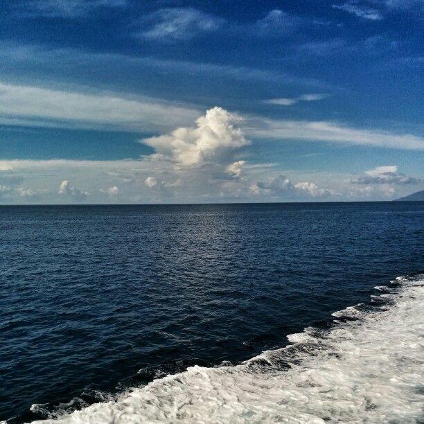 From Ambon to Saparua, Maluku