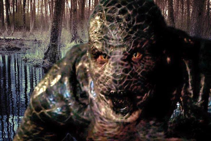 Teen Wolf - I Am The Monster Kanima!!! Picture #129895209 ... |Teen Wolf Lizard