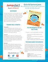 Guía de Lectura para No a Norman: La historia de un pececito dorado | Read for the Record 2015