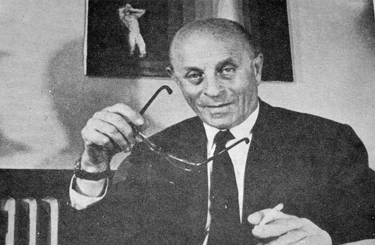 Laszlo Biro - inventor of the all important ball point pen.