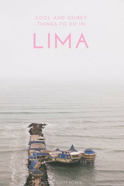 Most backpackers can't wait to leave Lima and discover the rest of Peru, but this city has much more to offer than most people realise. Want to know where to find the best brunch, most amazing ice cream or coolest street art? This article has it all, and much more!