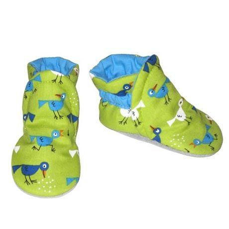 Chaussons bottes bébé 17/18 à 21/22, cuir souple et tissus, modèle Milo : Mode garçons par dont-forget-melanie