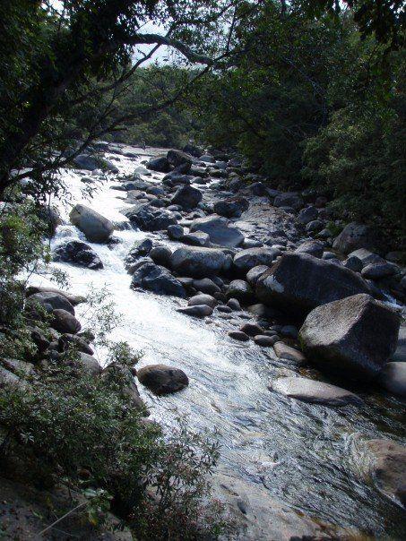 Mossman Gorge, Cairns, Australia