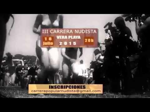 III Carrera Nudista Vera Playa 2015 | esejambo.com
