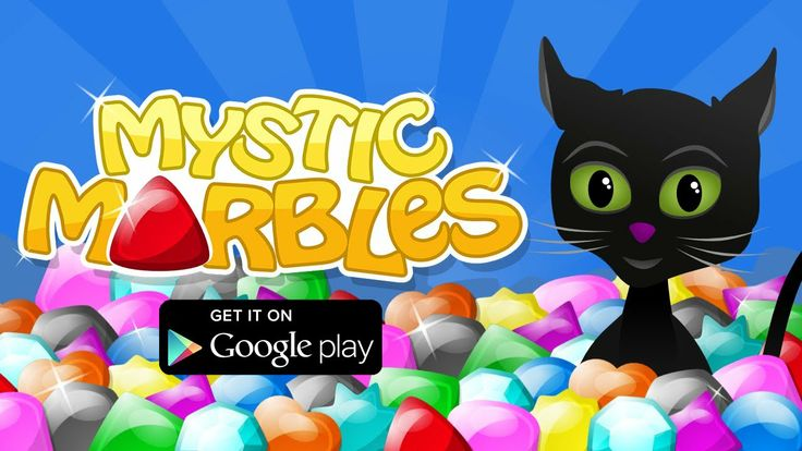 Official Mystic Marbles Android launch trailer. #MysticMarbles #iPhone #iPad #Android #Game