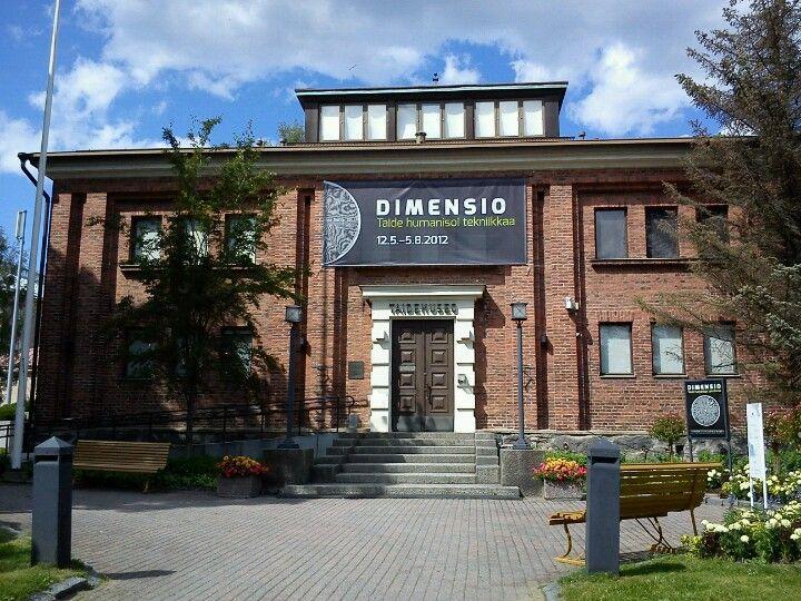 Tampereen taidemuseo in Tampere, Länsi-Suomen Lääni