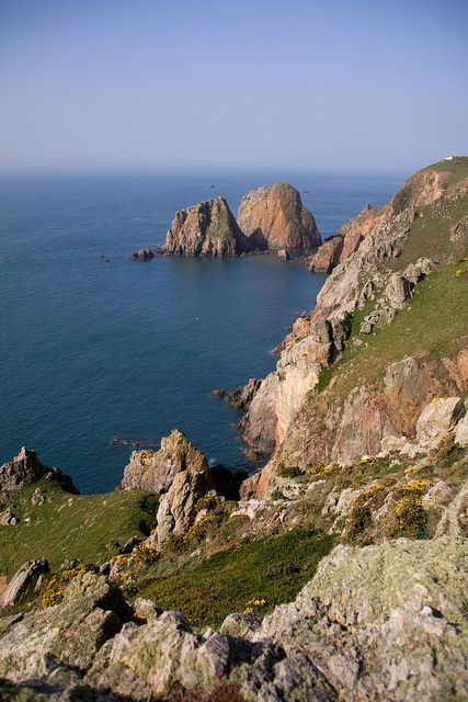 Alderney ~ (Channel Islands).