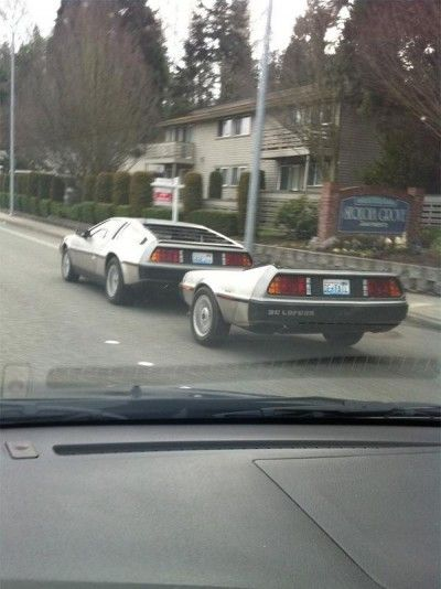 The new back to the future trailer LOL on picspread.com
