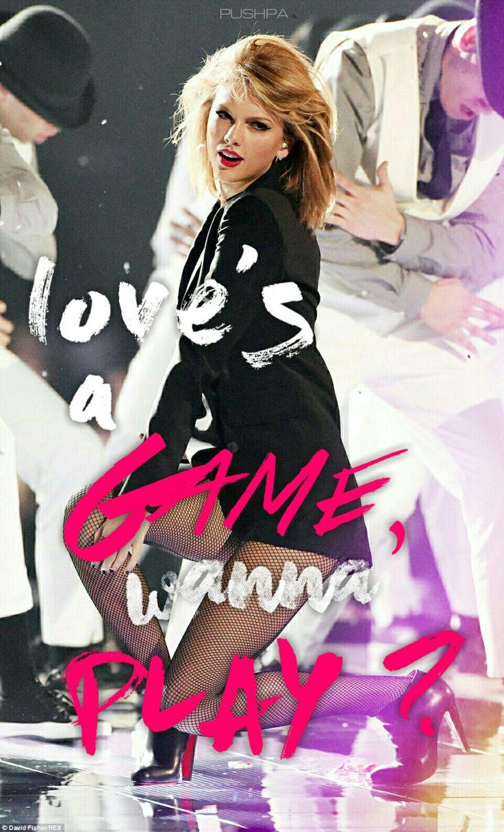 Taylor Swift Blank Space - Lyric Edit By Pushpa ♡
