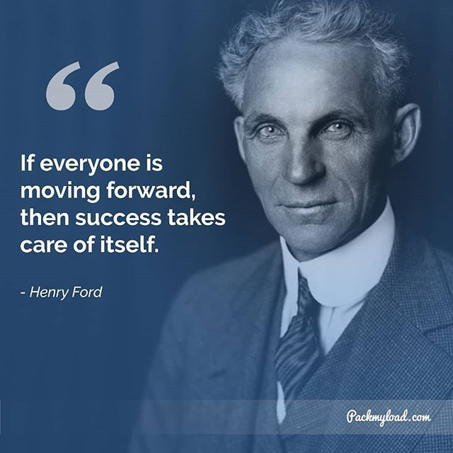Henry Ford Motivational Quote Packmyload Com Monday Henryford