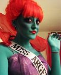 Beetlejuice Miss Argentina Costume - 2013 Halloween Costume Contest