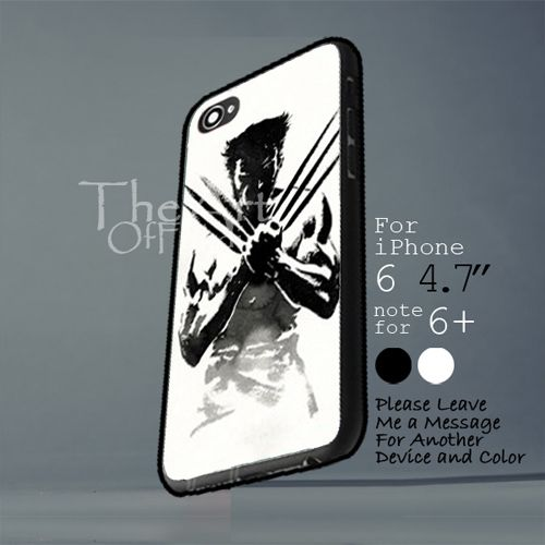 the wolverine Iphone 6 note for  6 Plus