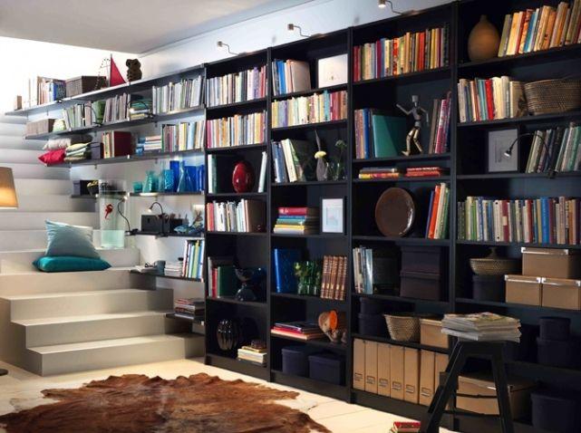 1000 id es sur le th me billy regal ikea sur pinterest. Black Bedroom Furniture Sets. Home Design Ideas