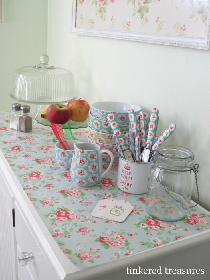 681 best images about green gate on pinterest for Cath kidston kitchen ideas