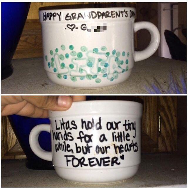 Baking Ceramic Mugs | Toddler Things
