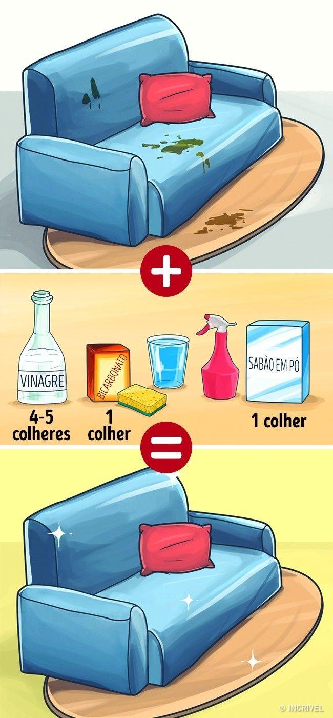 O mercado atual é cheio de produtos para limpeza que prometem eficiência, mas que podem acabar prejudicando nossa saúde. No entanto, na cozinha é fácil encontrar uma