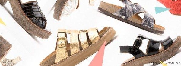 Margie Franzini – sandalias primavera verano 2016
