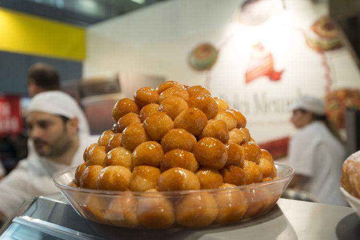 I colori della tradizione dolciaria italiana <3 #dolci #fattoamano #bontà