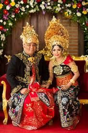 Image result for traditional balinese wedding dress painting